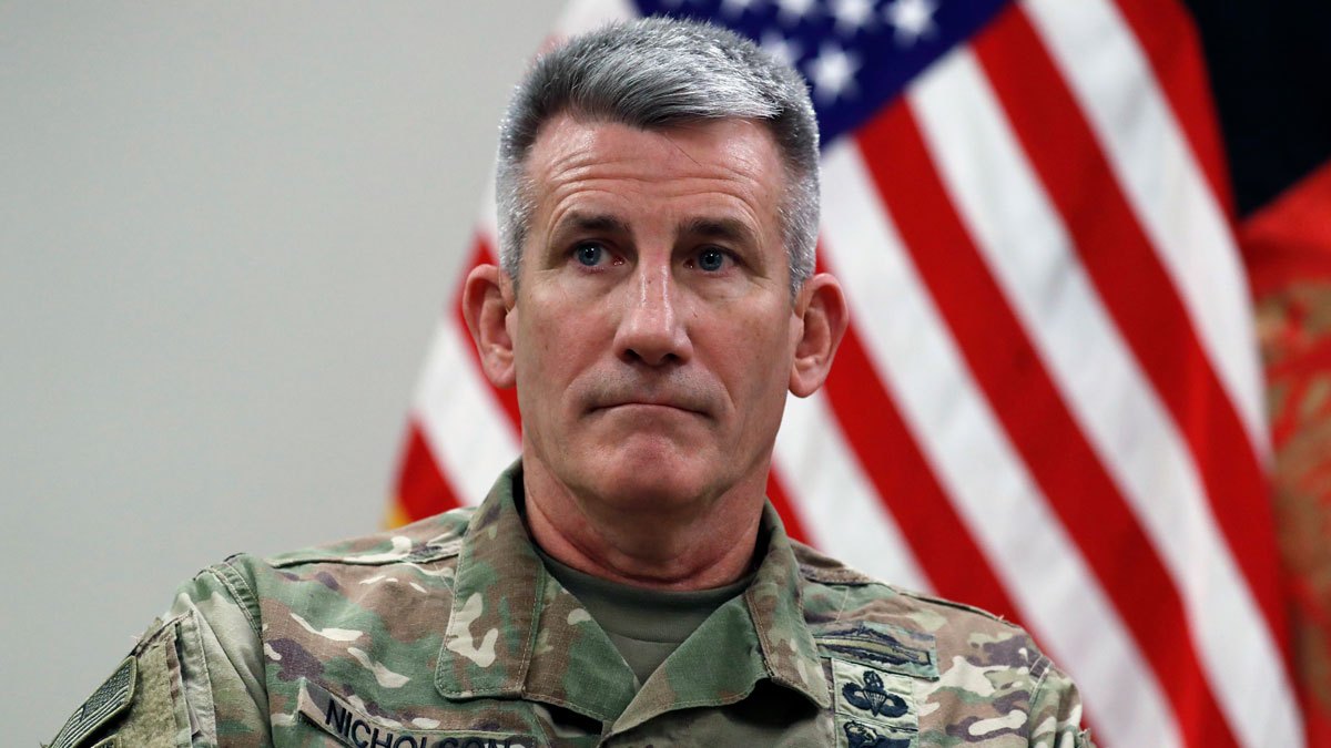 'Still in a Stalemate,' Says Top US Commander in Afghanistan