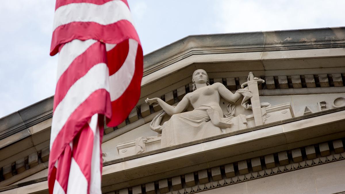 DOJ Files Brief Rejecting LGBTQ Workplace Protections