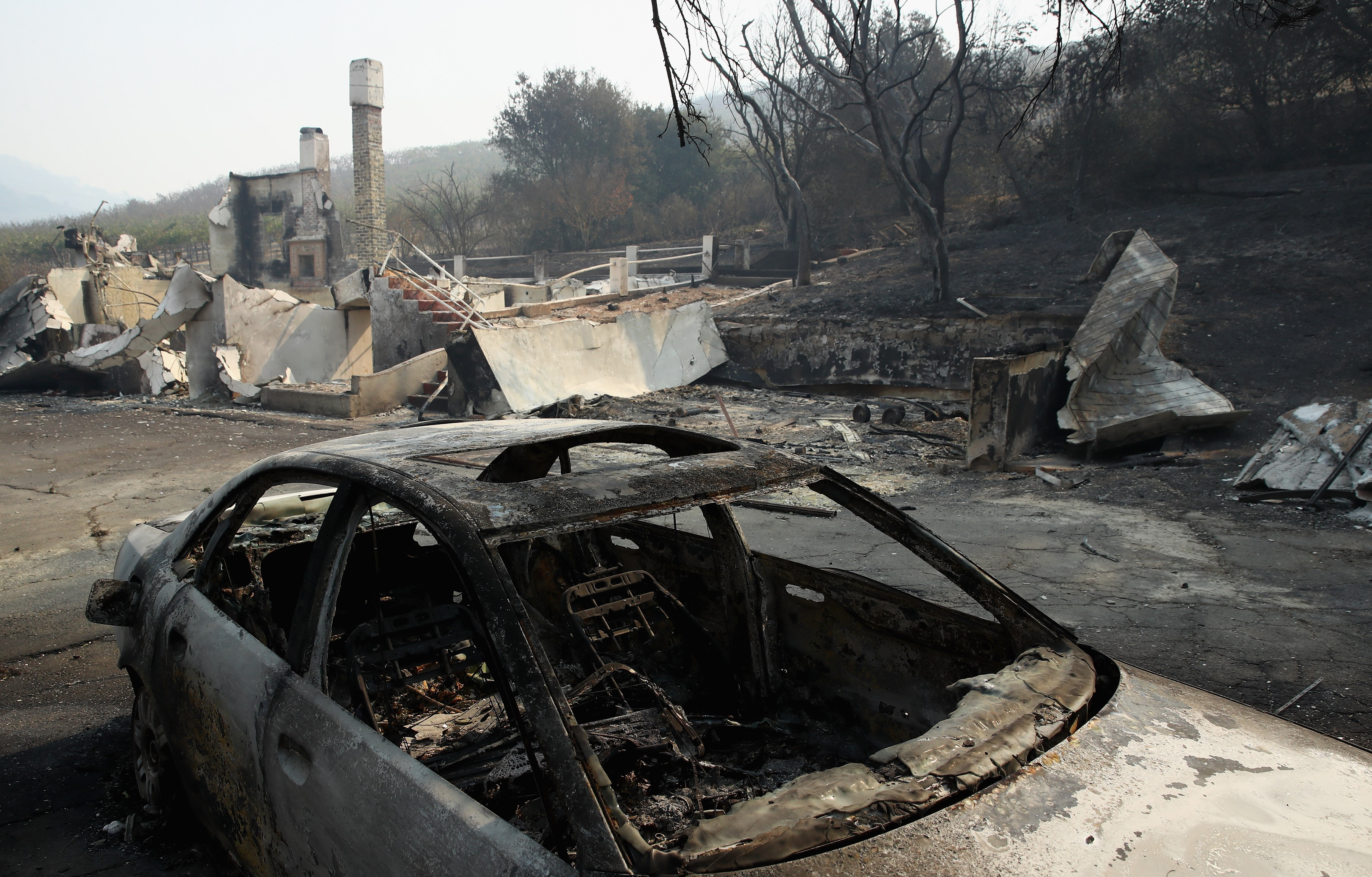 How PG&E Will Pay $1 Billion to Cover California Wildfire Settlement