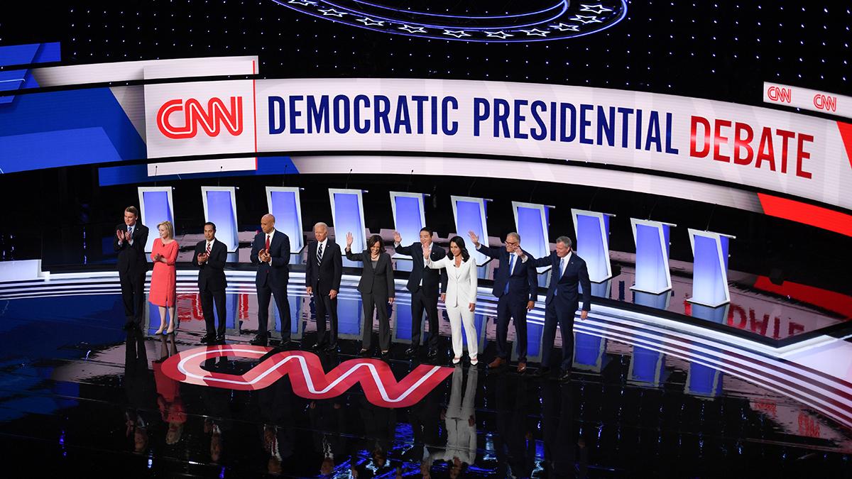 ABC Announces Rules for Next Democratic Debates