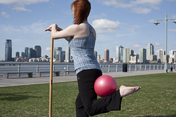 Dori's Quest: Pilates Boot Camp by the Hudson - NBC New York