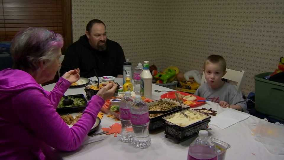 Family Affected By North Bay Fires Count Their Blessings
