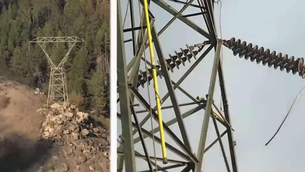 FBI to Test Parts From PG&E Transmission Line Near Camp Fire