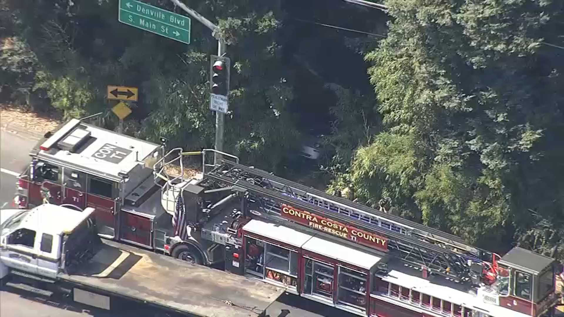 Man Dies Following Car Accident in Walnut Creek: Officials