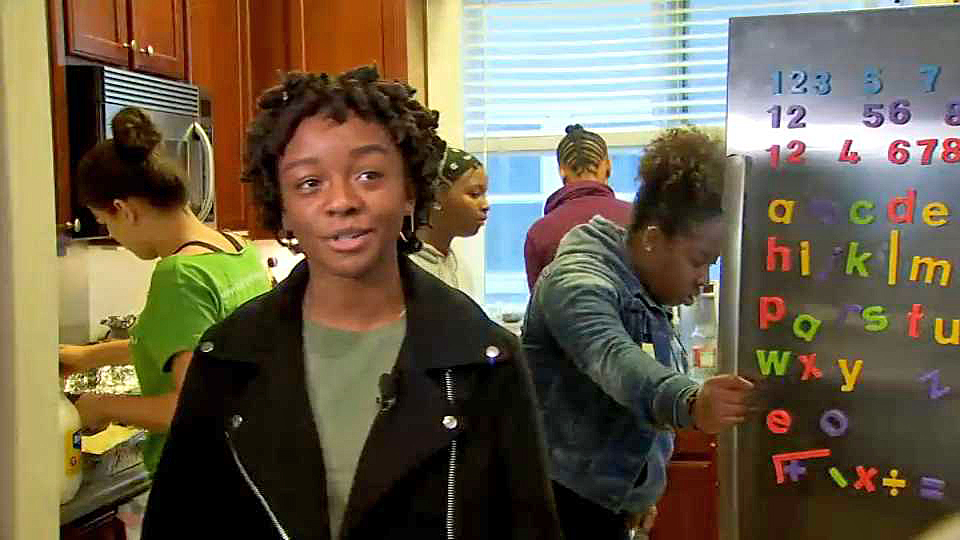 Teen Continues Giving Tradition, With Help From Friends