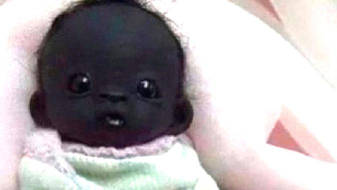 social negro piel oscura