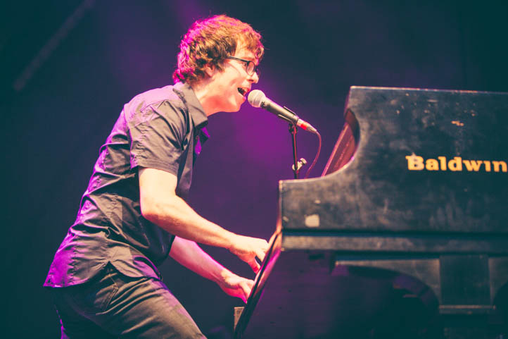 Ben Folds in concert