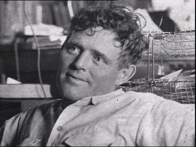 Jack London, writer, San Francisco