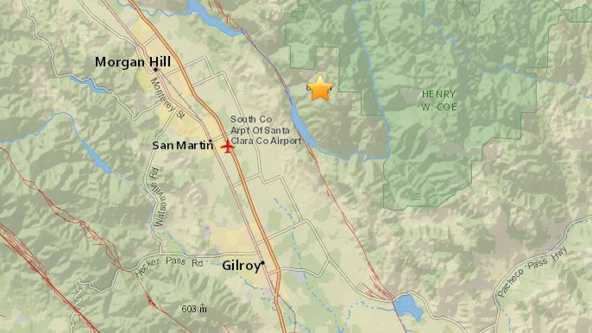 2.8-M Quake Is Latest in String of Tremors in South Bay