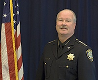 Chief Steve Lodge will begin retirement on Christmas Day.