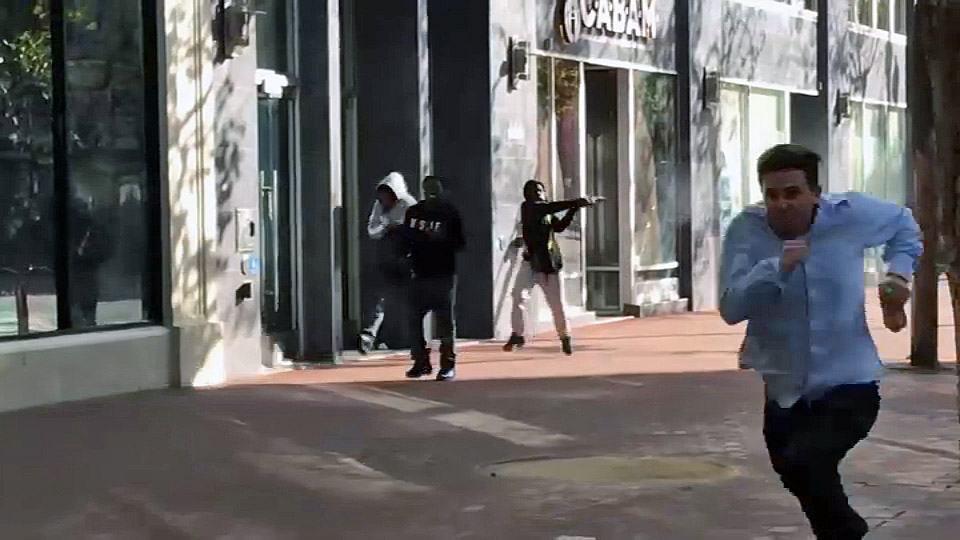 Video Captures Shooting on Busy Market Street in SF
