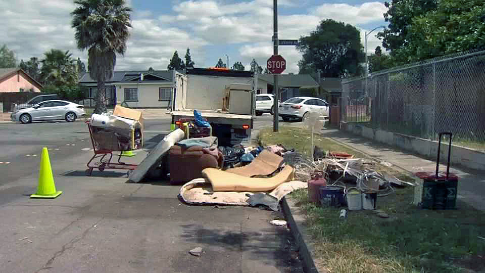 Beautify SJ Struggling to Keep Up With Illegal Dumping