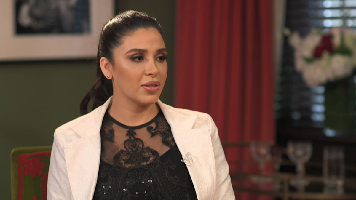 "Telemundo Exclusive: ""El Chapo's"" Wife Speaks Out Amid Trial"