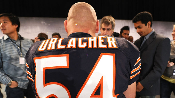 Dent, Urlacher Both Deserving of Jersey Retirement